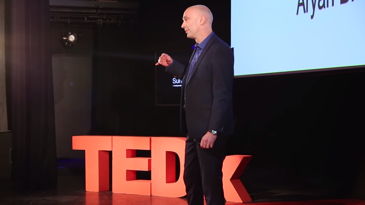 Overcoming Fear & Building Resilience in Jail | Shaun Attwood | TEDxSurreyUniversity