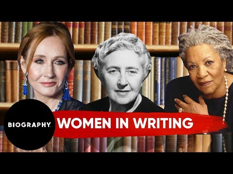 Female Authors Who Made History | Biography