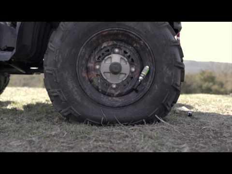 20240 Slime ATV/Trailer Emergency Tire Repair Kit