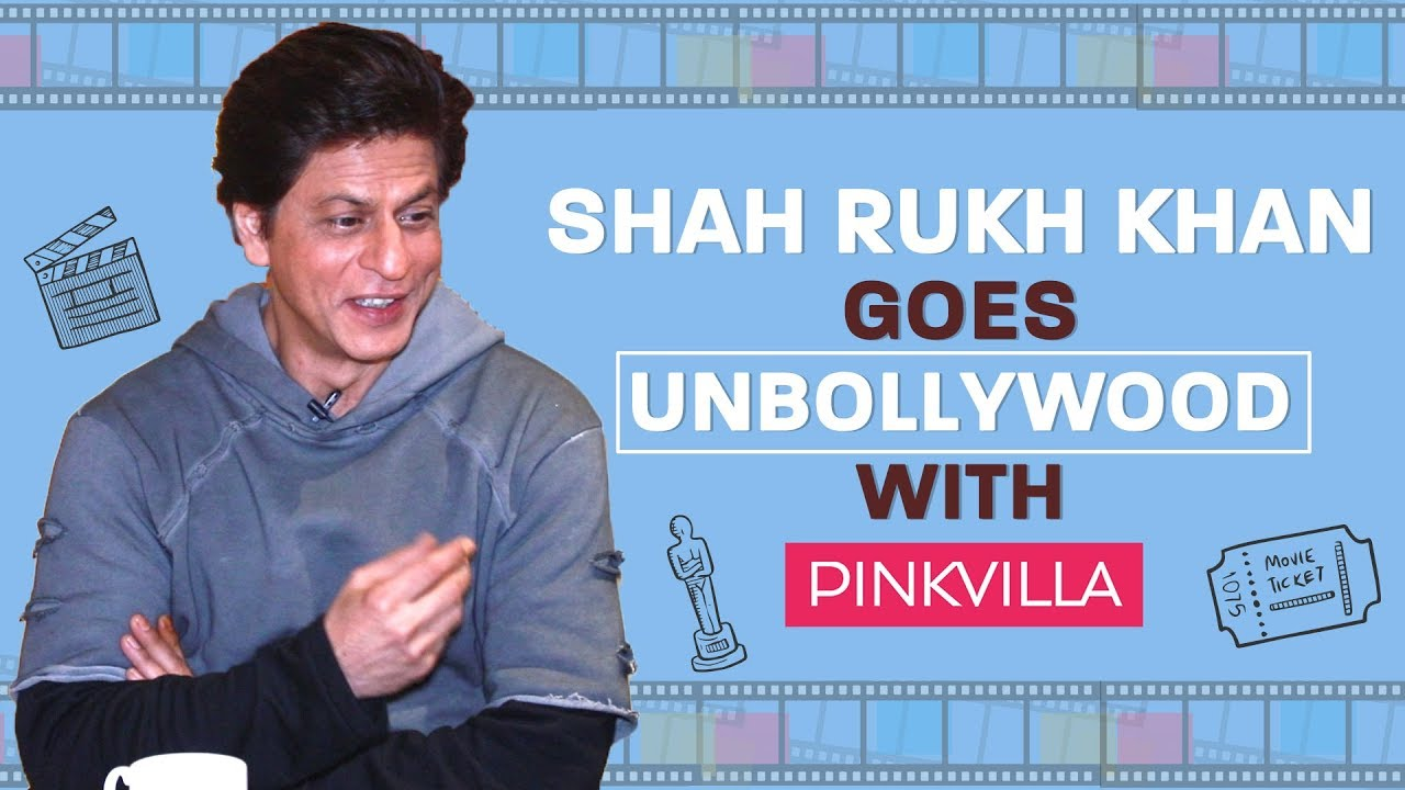 Shah Rukh Khan REVEALS the last time he used a public washroom| Zero| ZERO: Heer Badnaam