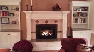 Design Intervention By Danielle Fireplace Remodel