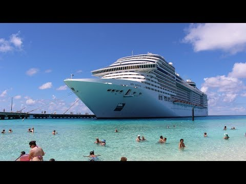 Cruise ship MSC Divina video tour 4K