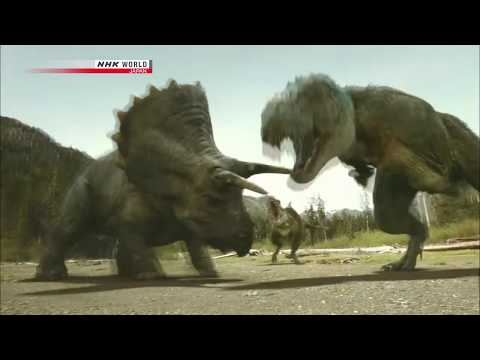 Discovery of the Century — The Great Dinosaur of Japan Documentary 2017 HD