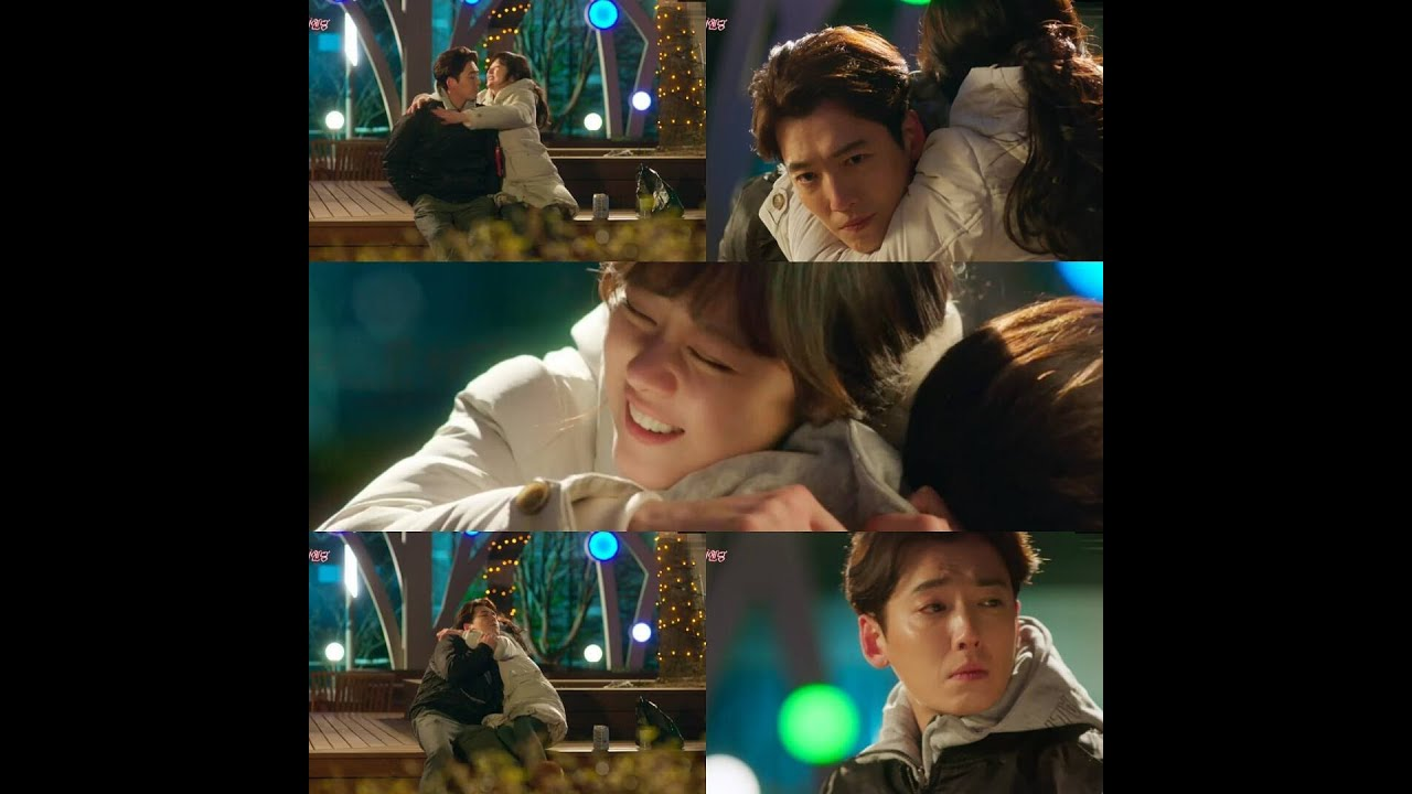 korean drama ❤ romantic moments in one more happy ending ❤ best