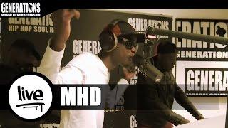 MHD - Afro Trap 1 & 2 (Live des studios de Generations)