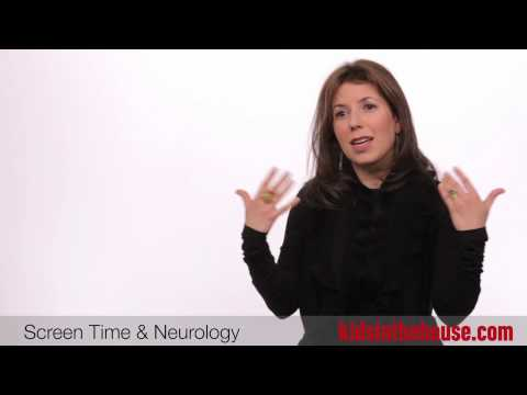 A Neurologist's View on Screen Time for Children - Jane Tavyev Asher, MD