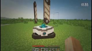 【LMT#风谜】我的世界Minecraft 某科学的超电磁炮MOD生存P8 成为超能力者