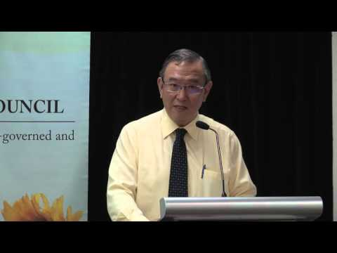 """Townhall Meeting II - """"State of Singapore's Social Service Sector – A Financial Perspective"""""""
