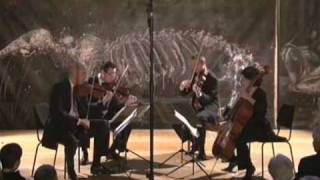 Arriaga: String Quartet No.3 in E flat major (1/4)