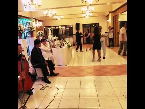 Musicians disco string Trio for Parties Weddings Corporate Events Manila For Hire