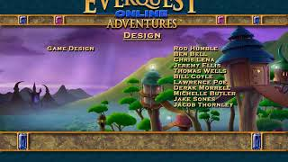 EverQuest Online Adventures: Theme and Credits