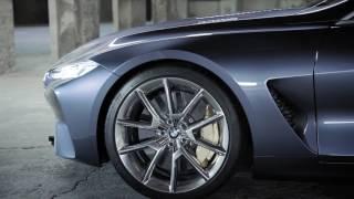 BMW Concept 8 series ビー・エム・ダブリュー コンセプト 8シリーズ