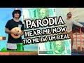 PARÓDIA TIO ME DA UM REAL HEAR ME NOW Alok Bruno Martini Feat Zeeba mp3
