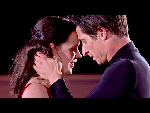 Tessa Virtue & Scott Moir EX 2018 - Perfect (Ed Sheeran)