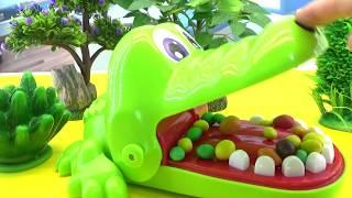 "Свинка Пеппа ""Peppa Pig"" . Крокодильи слезы.Бабушкины Сказки.Crocodile slezy.Babushkiny Tales."