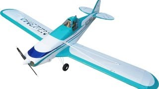 Piper Pawnee 40 from Hangar 9 maiden flight
