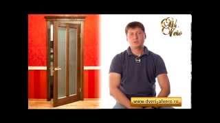 двери Альверо: Мария(Мария - модель из натурального массива кавказского дуба от фабрики Лидер., 2013-07-11T13:38:46.000Z)
