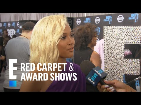 "Karrueche Tran Talks ""Strength of a Woman"" 