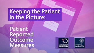 Keeping the Patient in the Picture: Patient Reported Outcome Measures thumbnail