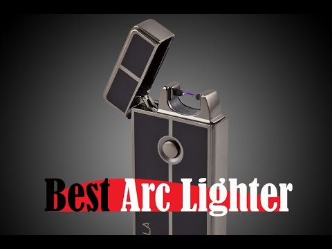 Top 5 | Best Arc Lighter (Windproof and Flame-less Plasma Lighter)