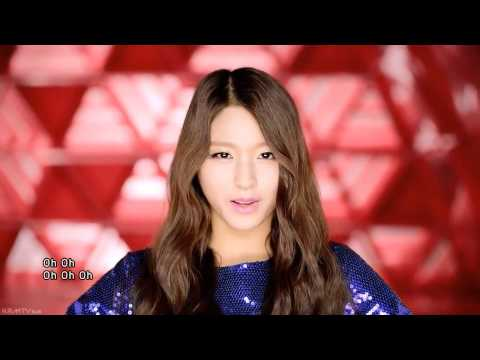 [韓中字HD]AOA - GET OUT MV