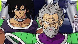 LA LLEGADA DE BROLY | TRAILER 3 DRAGON BALL SUPER : BROLY