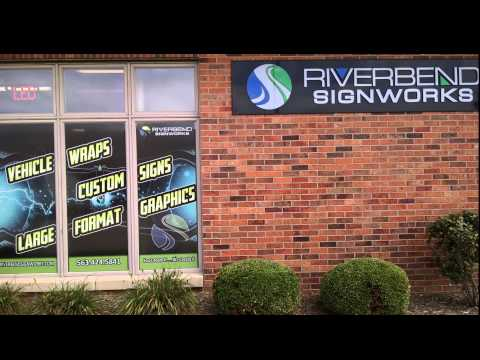 A Day in the Life at Riverbend Signworks - Official 2014 Trailer
