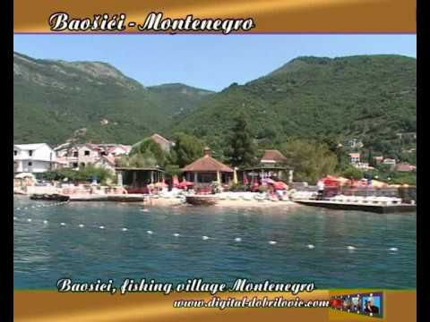 Baosici Montenegro Youtube