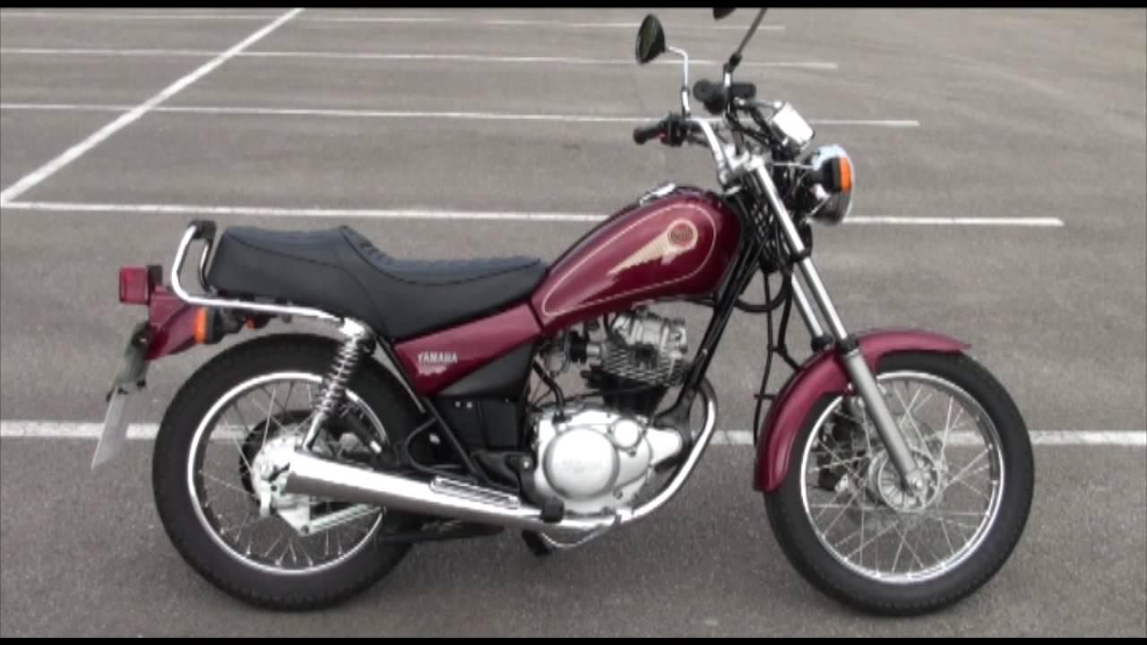 Yamaha Sr125 Stock No 56780 Youtube