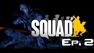 Squad Multiplayer Gameplay - Intense and Funny Moments - 2