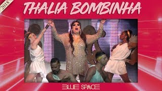 Blue Space Oficial - Thalia Bombinha e Ballet - 08.12.12