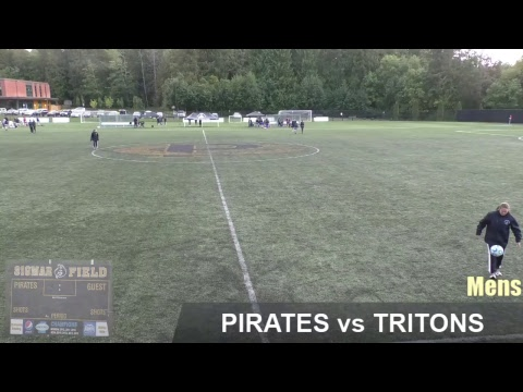 2018 Pirate Soccer: Peninsula College vs. Edmonds