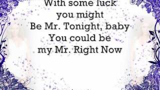 Roxy Rocks- Mr Right with lyrics(OFFICIAL CHANNEL)