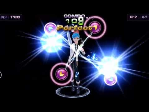 Touch 3D mobile - Gogossing - Black Pearl 5Star