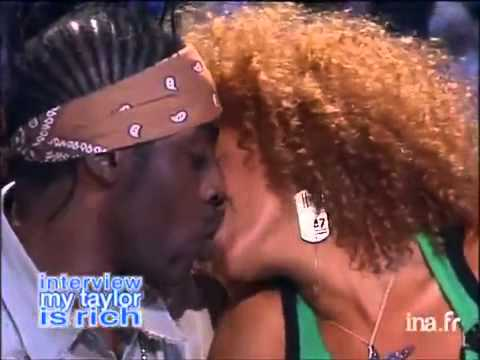 Afida Turner .Coolio -Interview My Taylor Is Rich Archive INA 2002-