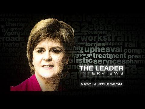 The Leader Interviews: Nicola Sturgeon - BBC Newsnight