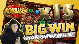 Bonanza BIG WIN!! Casino Games - Online Casino from LIVE stream