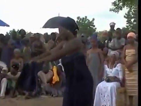 Dagomba traditional dance #1