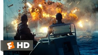 Battleship (1/10) Movie CLIP - You Sunk My Battleship (2012) HD