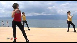 Танцевальная аэробика  Латина  Урок 2