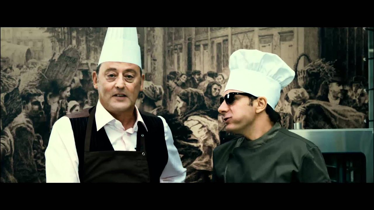Film Cucina Francese Chef Trailer Italiano Hd