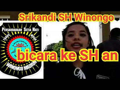 Srikandi SH Winongo bicara tentang ajaran Setia Hati