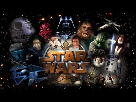 Star Wars Epic Music Mix - 2 Hours of Star Wars Music