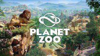 Przebudowa, Pierwsze Zwierzaki i Pierwsi Goście  Planet ZOO #02