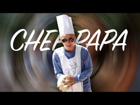 CHEF PAPA IN GREECE