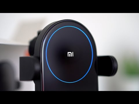 Xiaomi Wireless Car Charger | Awesome.. but 1 BIG Downside