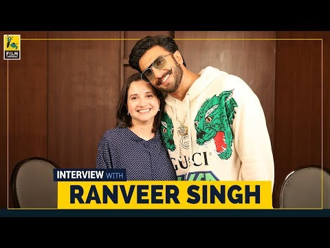 Ranveer Singh Interview with Anupama Chopra | Simmba | Film Companion