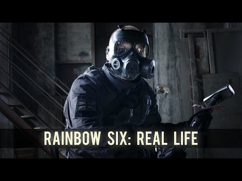 Rainbow Six: Real Life