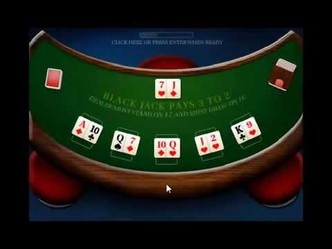 Blackjack Card Counting -   Live Trainer App Demonstration