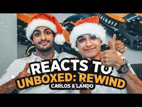 McLaren Unboxed 2019: #YouTubeRewind